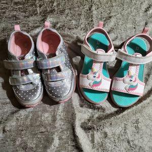 Girls Carter's shoes